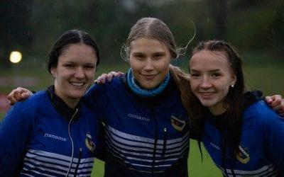 Piirinmestaruusviestien joukkueet!